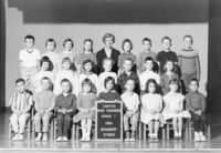 1964 First Grade Class with Katherine Casanova