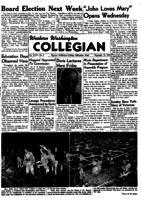 Western Washington Collegian - 1950 November 10