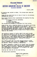 AS Board Minutes 1952-07