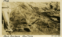 Lower Baker River dam construction 1925-10-12 Rock Surface Run #236