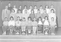 1961 Sixth Grade Class with Harold Winslow