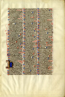 French Bible 13th Century [item 3147]