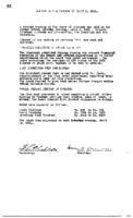 WWU Board minutes 1921 March