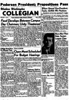 Western Washington Collegian - 1951 May 11