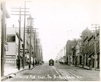 Harris Ave. East, So. Bellingham, Washington