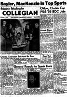 Western Washington Collegian - 1955 March 4