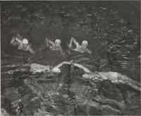 Blue Barnacles Swim Club 55-56, Before Fall 1956