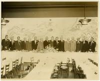 Bellingham executives, January 25, 1956