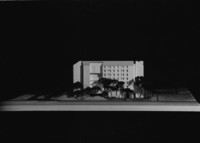 1970 Buchanan Towers: Architectural Model