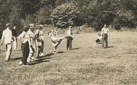 1946 Campus Day: Shoe Race