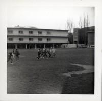 1965 Boys Playing Ball Game