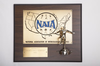 Track and Field (Men's) Plaque: NAIA District 1 Champions, 1982