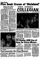 Western Washington Collegian - 1958 November 7