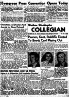Western Washington Collegian - 1948 December 3