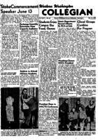 Western Washington Collegian - 1952 May 16
