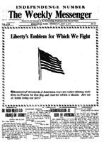 Weekly Messenger - 1918 July 3