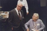 1999 Herbert Hearsey and Miriam Snow Mathes.