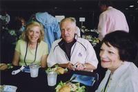 2007 Reunion--Marilee (Dickerson) Pilkey, Stan Pilkey and Mimi (Thal) Sorkin