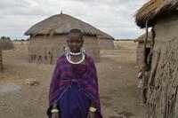 Maasai Modesty - Tanzania