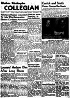 Western Washington Collegian - 1949 April 15