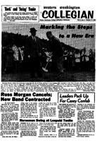 Western Washington Collegian - 1958 October 17