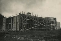 1949 Fine Arts Building: Construction