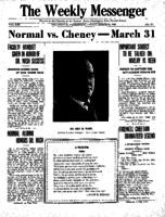 Weekly Messenger - 1922 March 24
