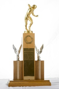 Football Trophy: Inspirational, 1960-1965