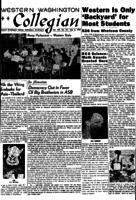 Western Washington Collegian - 1957 July 8