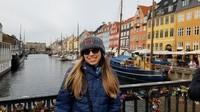 Colorful Copenhagen, Denmark