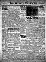 Weekly Messenger - 1928 March 2