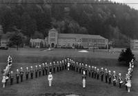 1950 Marching Band