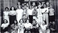 1949 Sixth Grade Class