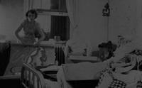 1941 Edens Hall: Dorm Room