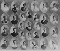 1901 Class Photos