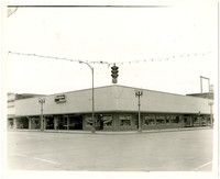 Victor's and Ben's Men's Shop on Cornwall and Magnolia Streets