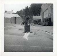 1965 Girl Jumping