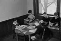 1942 Boys Reading (Class 2-C)