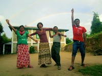 Double Rainbow Kitchen Superteam Go! - India