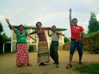 Double Rainbow Kitchen Superteam Go! - India