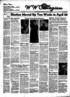 WWCollegian - 1948 April 9