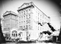 Hotel Leopold in downtown Bellingham, WA.