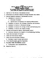 WWU Board minutes 1984 February