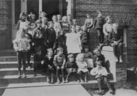 1903 Training School Students
