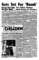 Collegian - 1962 November 9