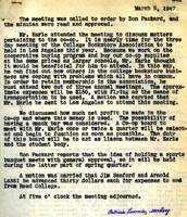 AS Board Minutes 1947-03