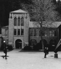 2000 Miller Hall: Main Entrance