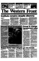 Western Front - 1989 April 11