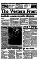 Western Front - 1989 April 11