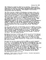 AS Board Minutes 1956-01-30